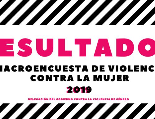 Resultados de la Macroencuesta de violencia contra la mujer