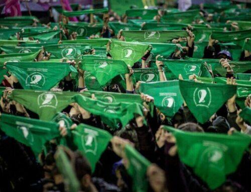 El movimiento feminista de Argentina como referente